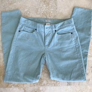 J Crew . corduroy jeans